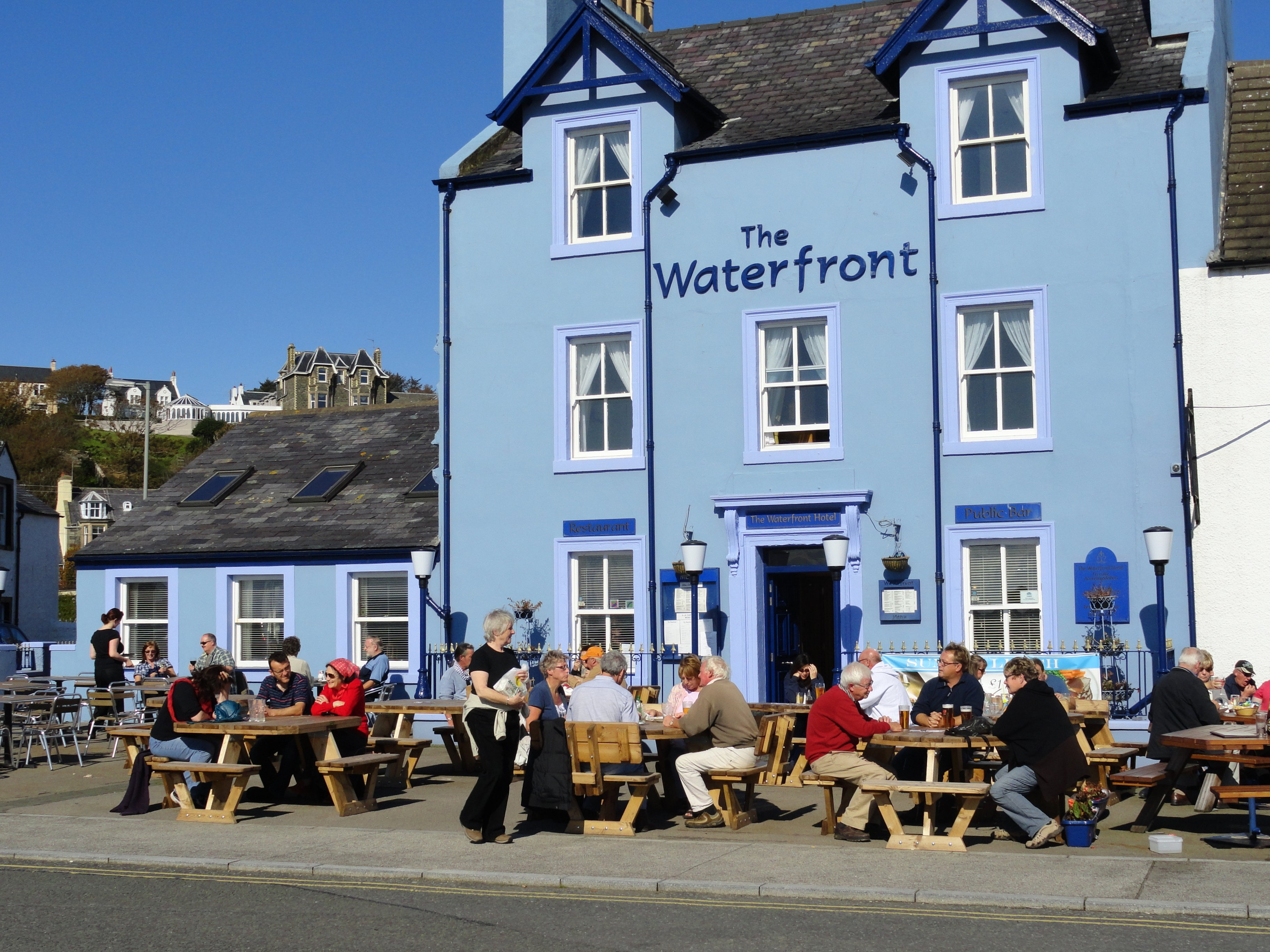 Harbour House Hotel Portpatrick Self Catering