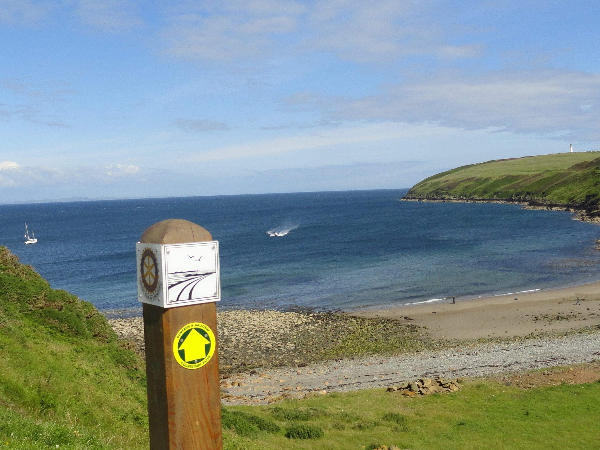 Mull of Galloway Trail