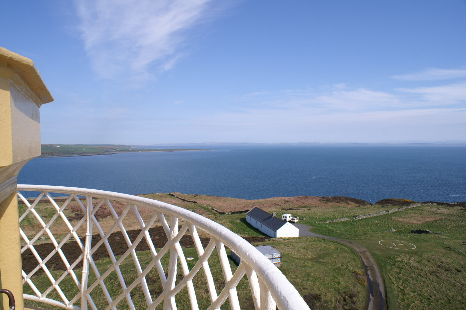 Lighthouse holiday Cottage, Mull of Galloway